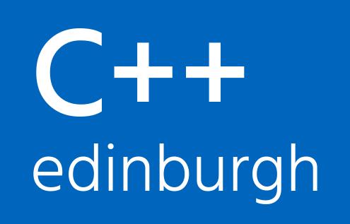 C++ Edinburgh