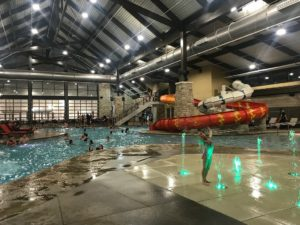 Gaylord Rockies Indoor Pool