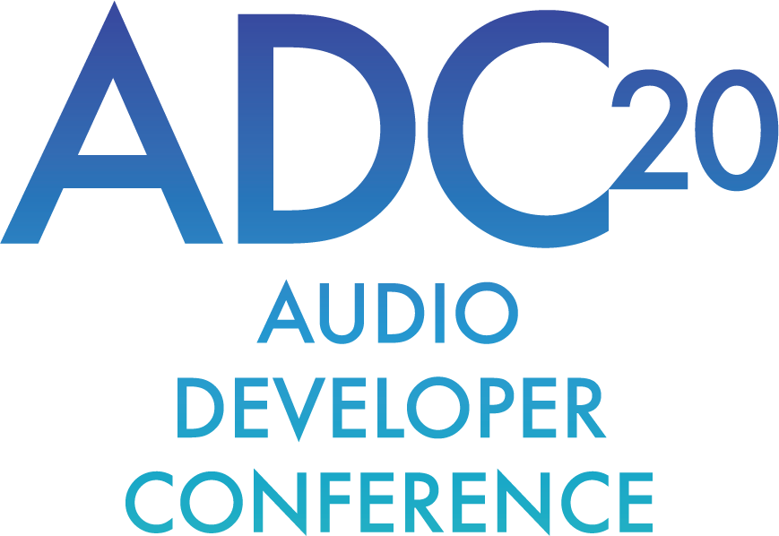 Audio Developer Conference 20