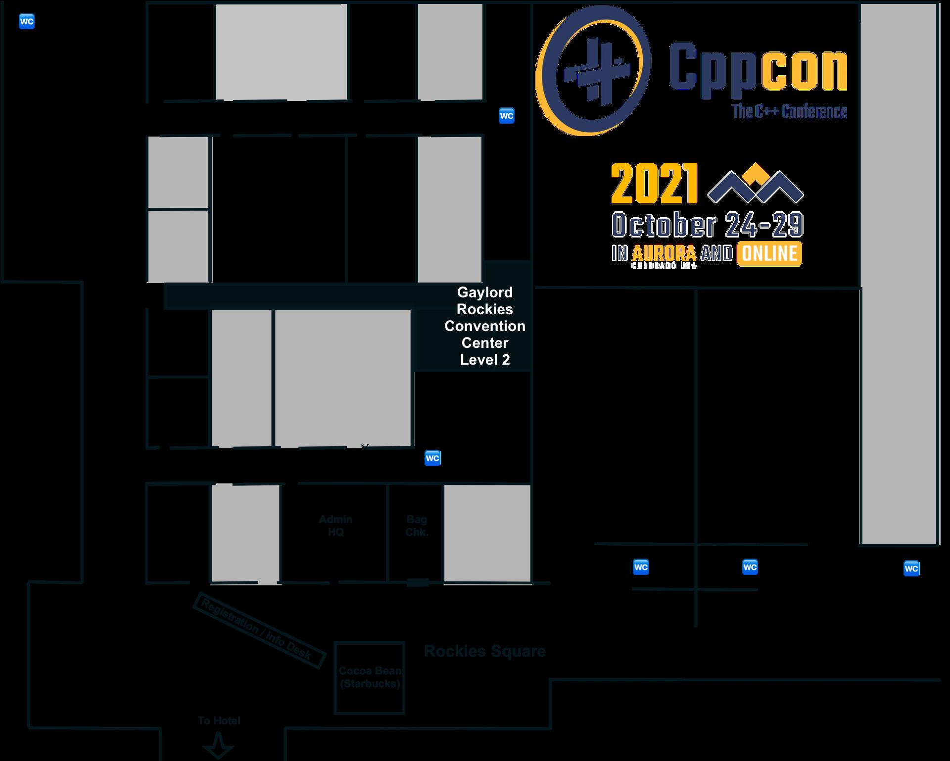 CppCon 2021 Map